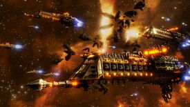 Image for Flying Cathedrals Galore In First Battlefleet Gothic Trailer