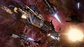 Image for Space Marines Invade Battlefleet Gothic: Armada Today