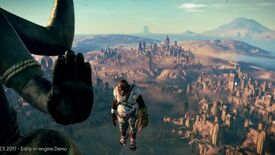 Image for Beyond Good and Evil 2's in-engine demo of space flight