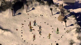 Image for Swords With Friends: Baldur's Gate's Cross-Plat Co-op