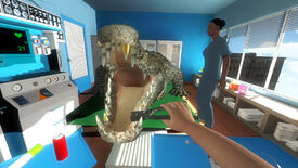 Image for Make It Snappy: Big Teeth's VR Crocodile Dentistry