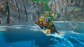 Image for Biomutant has the best swimming animation ever
