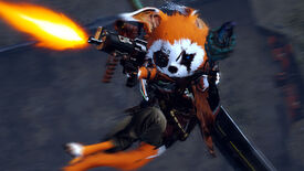 Image for Furry martial arts RPG Biomutant gets release date