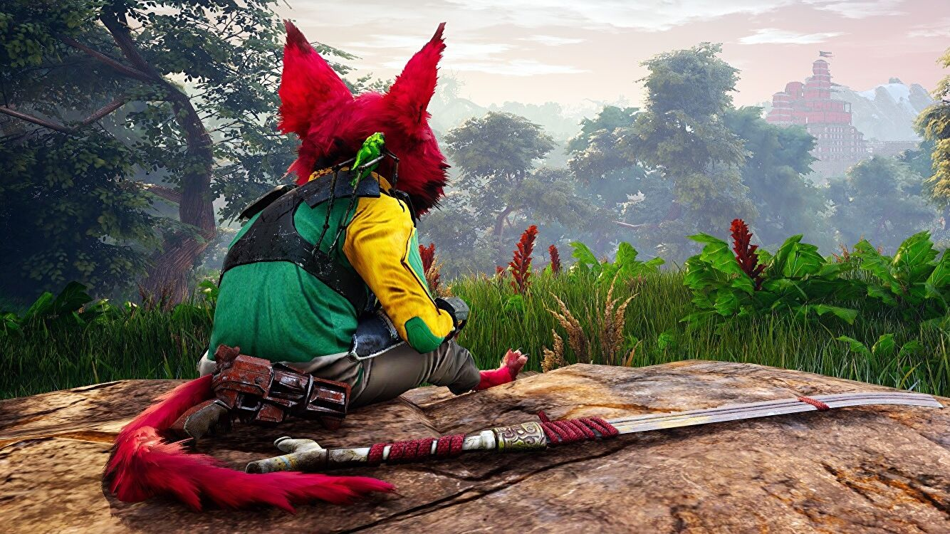 Biomutant developers went quiet for a year to squash bugs and avoid crunch