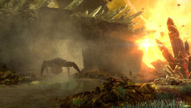 Image for It's crab-fighting time: Black Mesa's Xen beta is diving into the Gonarch's Lair