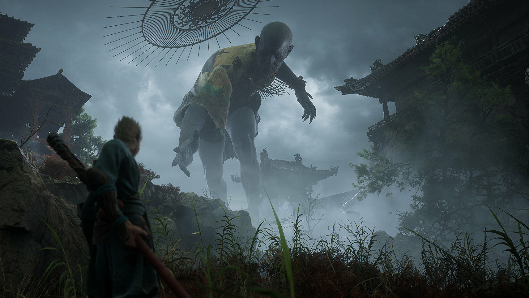Gorgeous Soulslike Black Myth: Wukong gets another new trailer