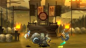 Image for Platform brawler Bladed Fury is looking sharp in its latest trailer