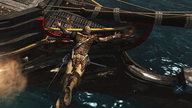 Image for Pricking A Pirate's Conscience: Back In Black Flag