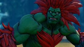 Image for Blanka Slate: Starting over again in Street Fighter V
