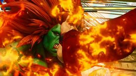 Image for Blanka Slate: The fancy footwork finale