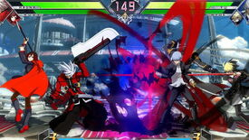 Image for BlazBlue Cross Tag Battle crashes BlazBlue into Persona 4 Arena and more