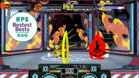 Image for Wot I Think: Lethal League Blaze