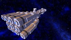 Image for Space, Cubed: Blockade Runner