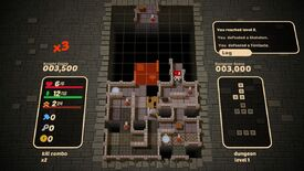 Image for This Tetris-y roguelike dungeon crawler looks like an excellent puzzle