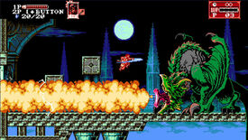 Image for Bloodstained: Curse Of The Moon 2 continues the 8-bit Castlevania platforming