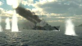 Image for PT Boats, Sea Battle Footage