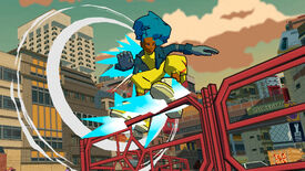 Image for Jet Set Radio-like Bomb Rush Cyberfunk comes out next year