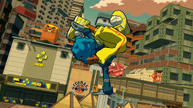 Image for Bomb Rush Cyberfunk sure looks like a Jet Set Radio revival