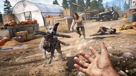 Image for Far Cry 5 has a great dog