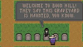 Image for Boon Hill Is A Graveyard Sim About Reading Epitaphs