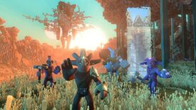 Image for Minecraft-like Boundless To Include PS4 Cross-Play