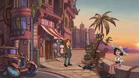 Image for Brassheart is an upcoming point and click game where robots may be friend or foe