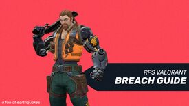 Image for Valorant Breach guide - 24 tips and tricks for all Breach mains