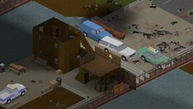 Image for Project Zomboid adds vehicles and goes the extra mile