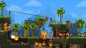 Image for Revelatory Shock: Broforce Gets More Bros