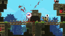 Image for Broheart, The Brocketeer, & Gunshows In Broforce Update