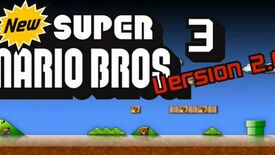 Image for Bros No He Didn't: SMB3 V2.0 Is Coming