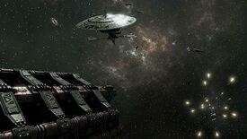 Image for Battlestar Galactic Deadlock is the sci-fi strategy game I'd have killed for in 2005