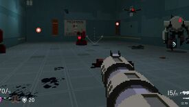 Image for Roguelikelike FPS Bunker Punks busts out