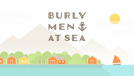 Image for Burly Men At Sea Offers Hyperstylised Folktales
