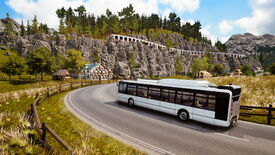 Image for Bus Simulator 18 rolling along new roads in map expansion