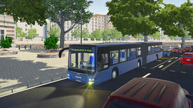 Image for Bus Simulator 16 Delayed, Stuck In Traffic