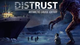 Image for What happened to Distrust's Antarctic cruise promotion?