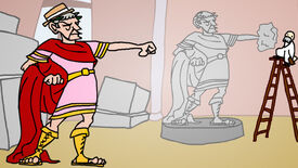 Image for Thumb War: Caesar's Day Off
