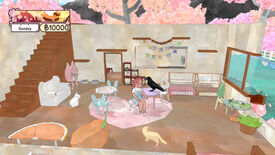 Image for Magical cat cafe simulation Calico is out now