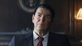 Image for Call Of Duty: Black Ops Cold War story trailer chats with Ronald Reagan