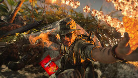 Image for Would you care for a Dorito to dangle from your Call Of Duty gun?
