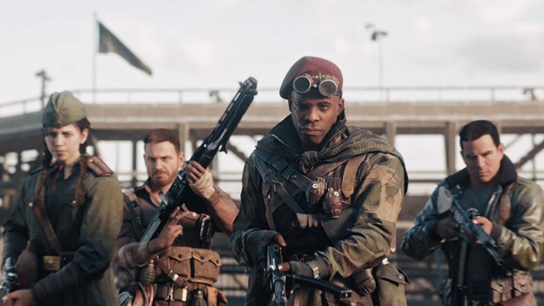 Call Of Duty: Vanguard's open beta is extended, so how are you liking it?