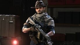Image for Call Of Duty: Warzone's new operator is a cowboy played by an Italian rapper