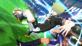 Image for Extremely anime football game Captain Tsubasa: Rise of New Champions is out now
