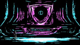 Image for The Eternal Castle feels like a CGA flashback to another world