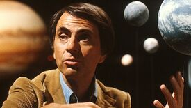 Image for Carl Sagan Wrote A Design Doc For A Video Game