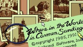 Image for Lo-Fi Let's Play: Where In The World Is Carmen Sandiego?