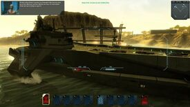 Image for Wot I Think: Carrier Command: Gaea Mission