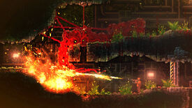 Image for Slithery squish 'em up Carrion has a free demo available this week