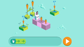 Image for This week's Google Doodle teaches kids to code
